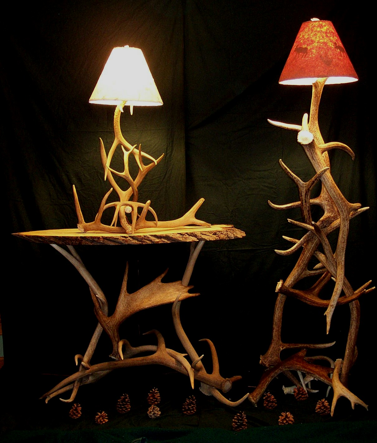 Michigan Antler Art Home
